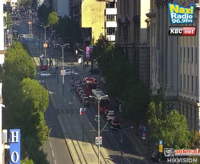Beogradski sajam - Mostarska petlja